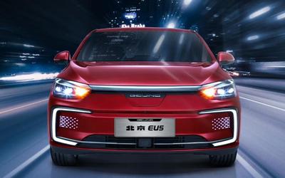 北京出租车车型大变!万台北京EU5快换版出租车交付