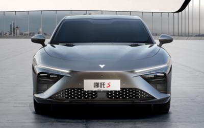 售价亲民!哪吒汽车推出首款数字汽车哪吒S 明年发售