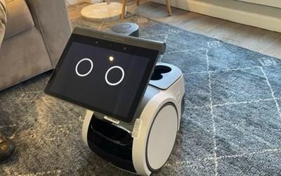 亞馬遜Astro機器人遭吐槽 不智能還存在隱私泄露風險
