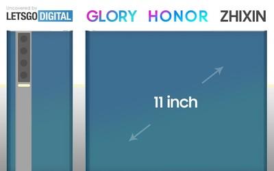 """荣耀""""卷轴环绕屏手机""""专利公开 这设计还是头一次见"""