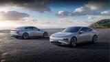 选择更多了!小鹏P7新车型上市 售21.99万-25.69万元