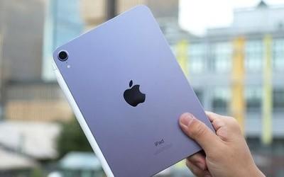 """外媒:苹果回应iPad mini 6""""果冻屏"""" LCD屏幕的正常现象"""