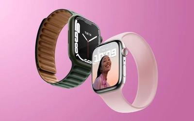 外媒:Apple Watch Series 7或在本月上市 399美元起