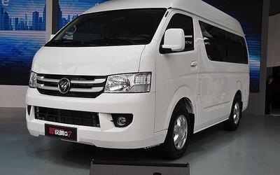福田汽車9月僅銷售汽車4.4萬輛 同比下降28.74%