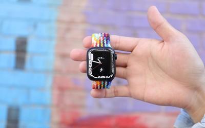 Apple Watch Series 7:一份提升幸福感的最佳投資