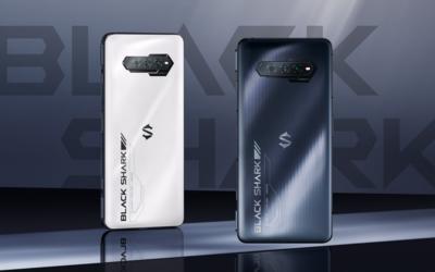 黑鲨4S系列明天发售:磁动力肩键+120W快充 2699起