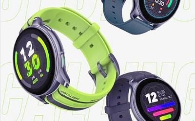 真我手表T1定档10月19日!realme首款智能手表来了
