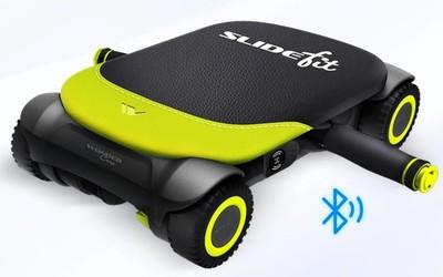 万达康智能健身运动滑板开启众测 智能健身新体验