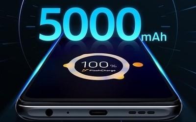 iQOO Z5x将搭载5000mAh大容量电池 持久续航体验