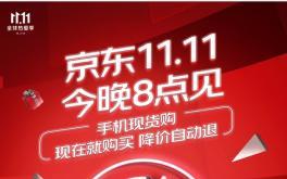 京東11.11預售正式開啟 iQOO 7預售至高減900元