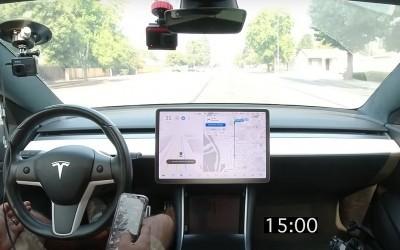 特斯拉嚴厲打擊開自動駕駛不集中精力的司機!違者踢出計劃