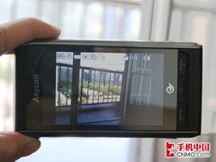 三星最强EV-DO拍照手机W709真机图赏