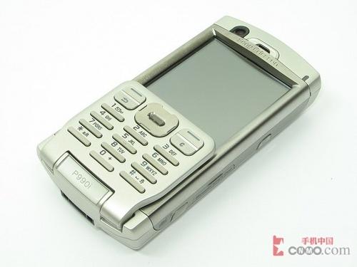 索爱P990i手机-生不逢时 索尼爱立信P990i价格跌至底线
