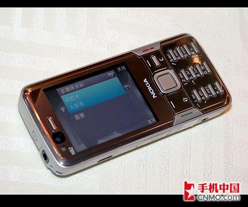 艺术品 诺基亚发布两新款8800__手机中国