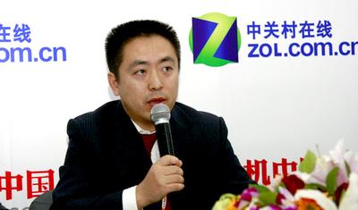 英华达黄鑫:全力做各个产品线的3G产品