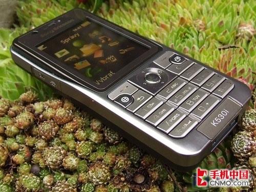 廉价时尚 索尼爱立信K530c行货低调上市
