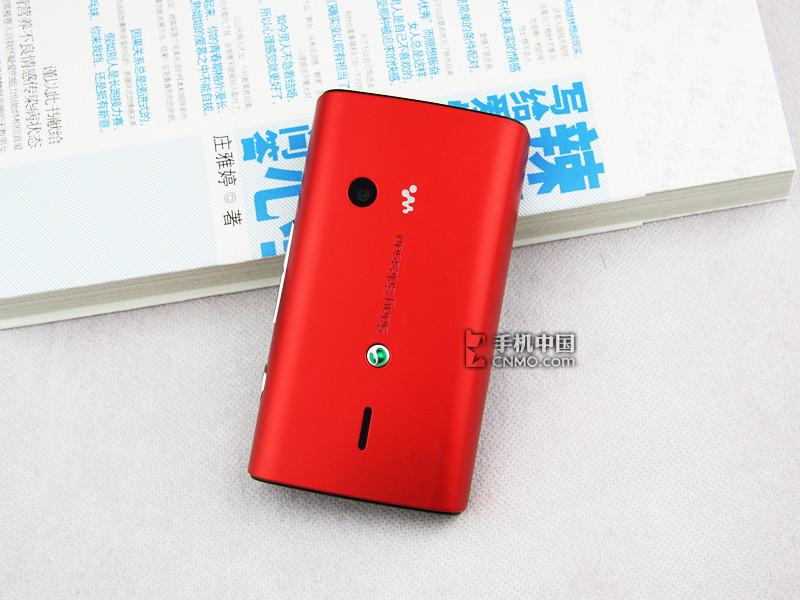 智能Walkman手机 索尼爱立信E16i图赏