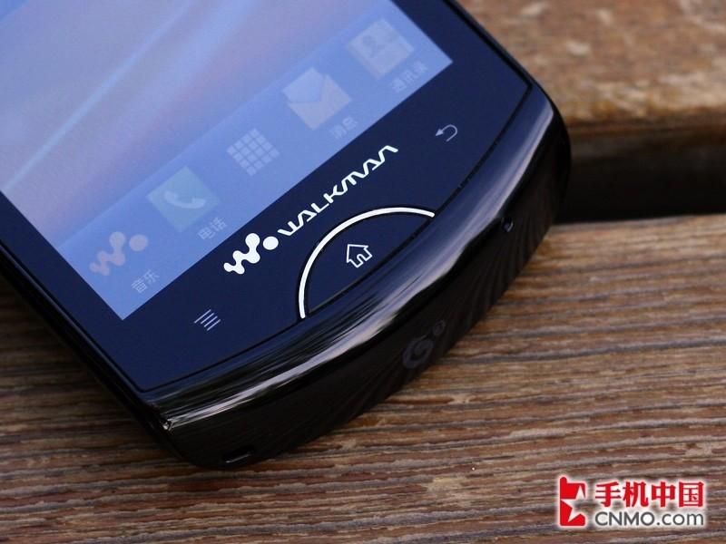 TD智能音乐手机 索尼爱立信WT18i图赏