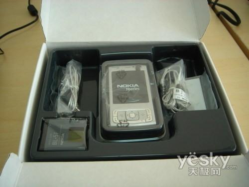 全新岁末儿子风险 诺言基亚N95原装货但特价而沽3700元