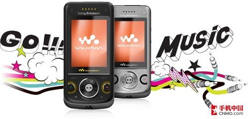 索尼爱立信新款手机W760i-索尼爱立信推三款新品W760 W350 Z555
