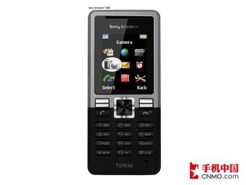 索尼爱立信新款手机T280i-索尼爱立信低端新品T270 T280即将上市