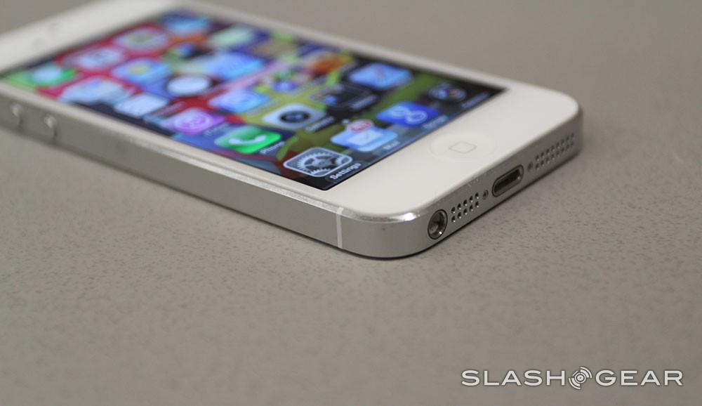 4寸屏超薄金属质感 苹果iPhone 5图赏