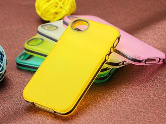 炫彩诱惑 iPhone 4S畅动系列外壳评测
