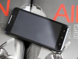 5英寸双网千元四核新机 夏新N890评测