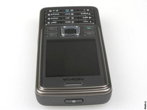 超薄精钢手机升级 诺基亚6300i多图赏